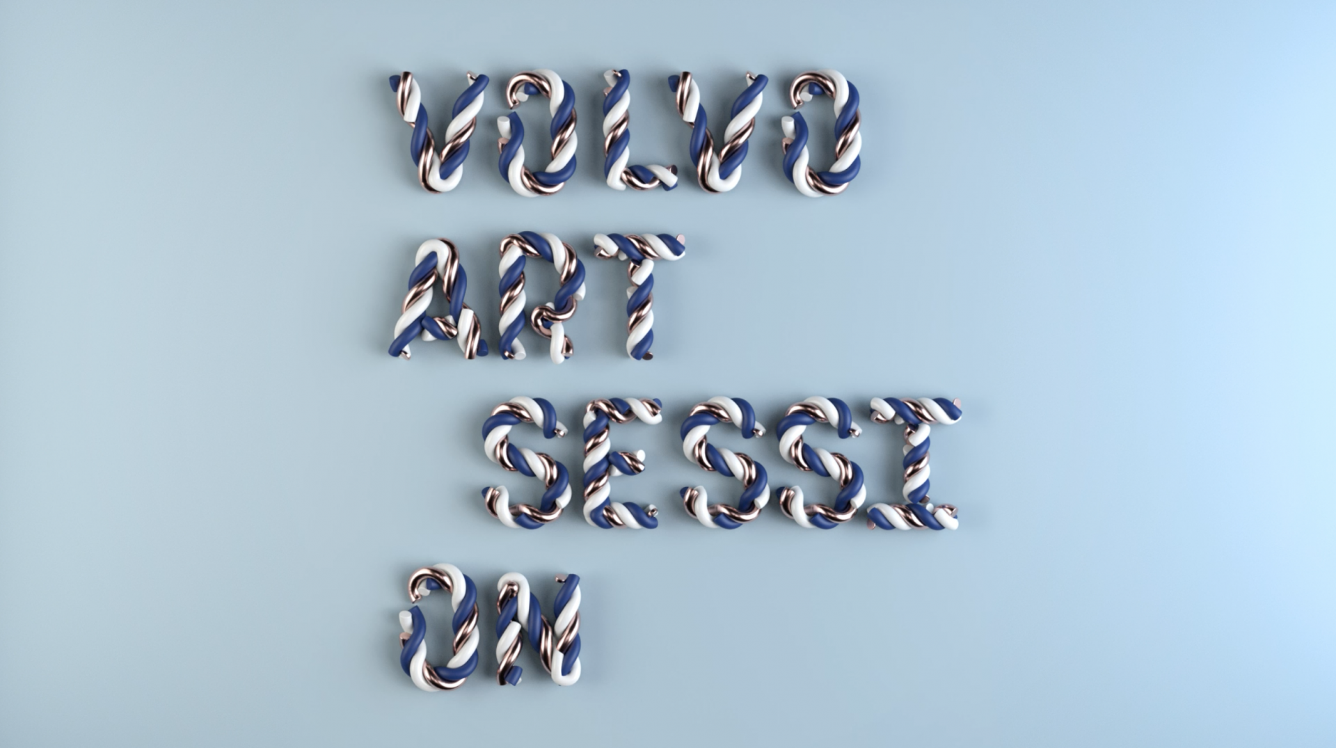 Die Volvo Art Session 2018 zeigt internationale, digitale Kunst