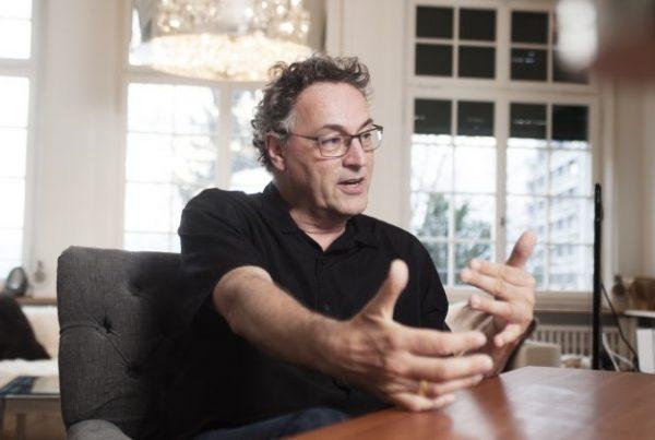 Futurist Gerd Leonhard Volvo Art Session 2019